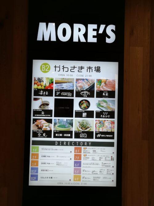 川崎モアーズかわさき市場