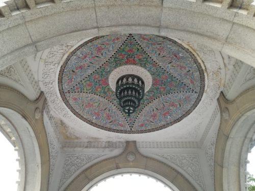 インド水塔天井