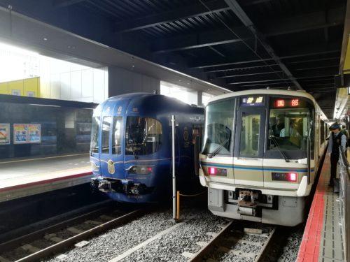 JR嵯峨野線の車両