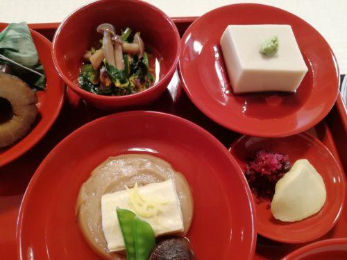 天龍寺精進料理2