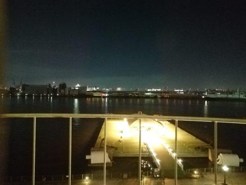 ハーバーサイド夜景
