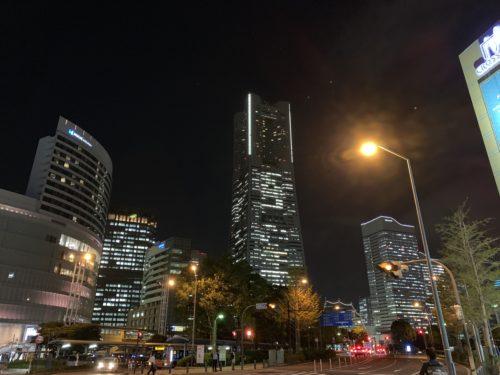 夜景ランドマークタワー