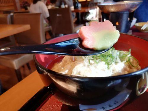湯葉丼実食