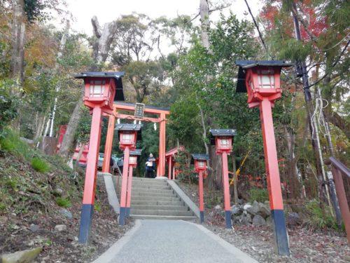 嵐山モンキーパークいわたやま入口2