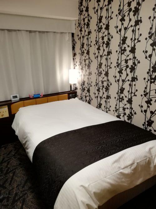 アパ京都堀川ベッド