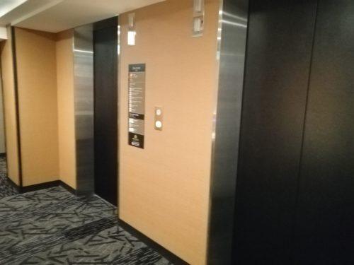 アパ京都堀川通3階フロア