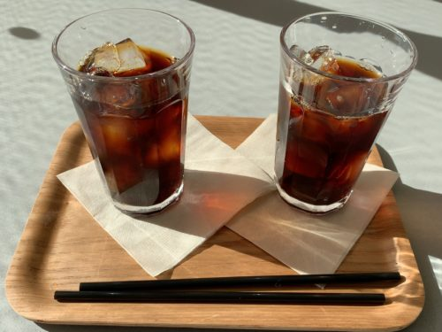 京珈琲アイスコーヒー