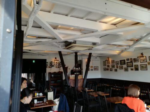kawacafeの店内の様子1