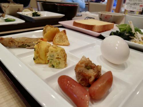 京都駅八条口の朝食3