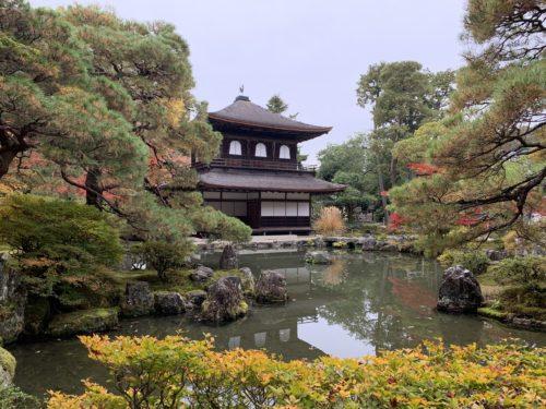 銀閣寺の観音殿2