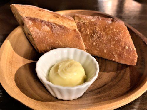 イカリヤのパンとシエレバター