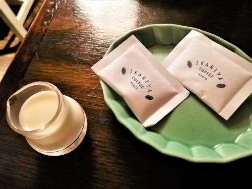 イカリヤ砂糖とミルク
