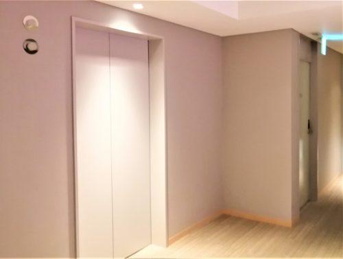 連エレベーターホール