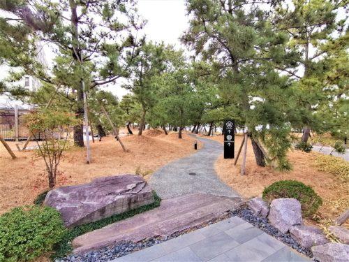 連の日本庭園1