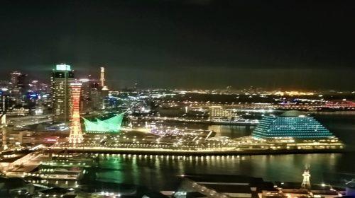 メリケンパーク夜景1