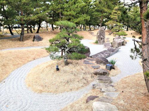 蓮日本庭園3
