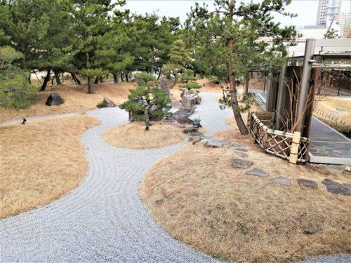 蓮日本庭園4