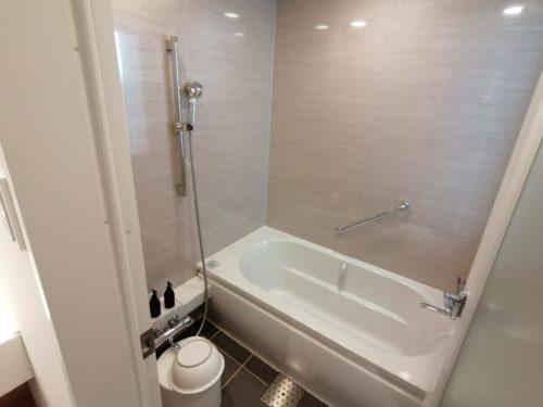 連の部屋のお風呂