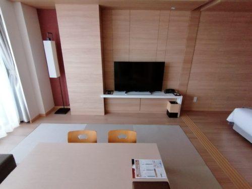 連の部屋の和室2