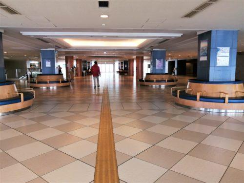 旅客ターミナルフロア1