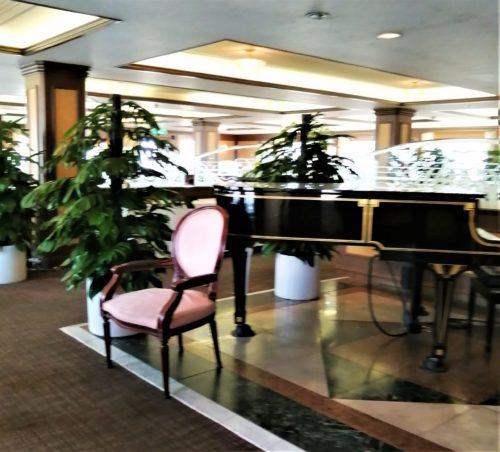 ル・アーブルのピアノ