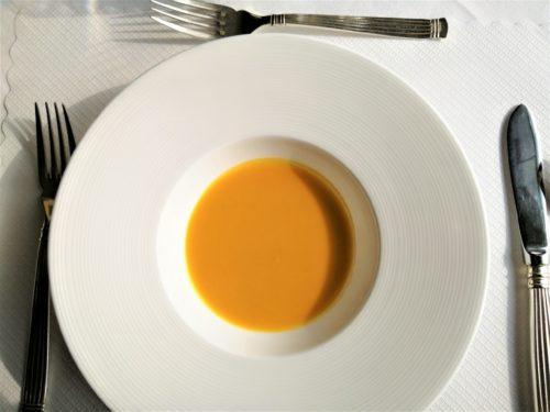 ルミナスの南瓜のスープ