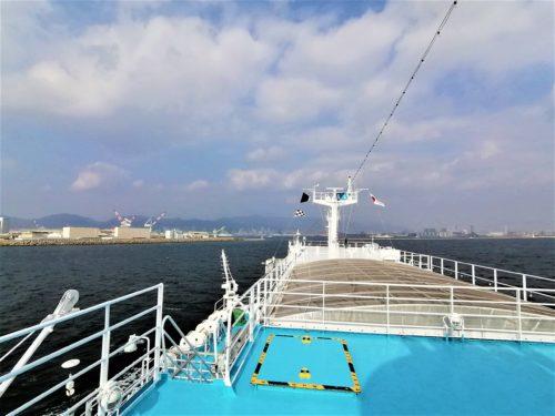 ルミナス神戸2の海2