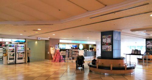 旅客ターミナルフロア2