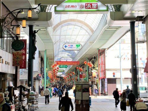 神戸元町商店街3