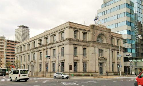 神戸の郵船ビル