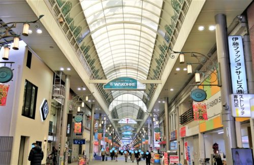 神戸元町商店街2