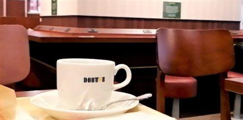 ドトールコーヒー1