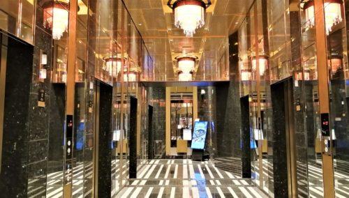 アパ横浜のエレベーター7