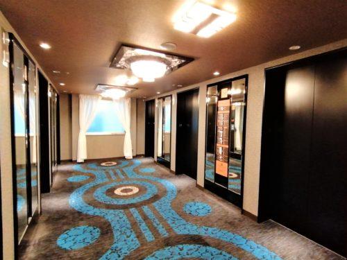 アパ横浜のエレベーター6