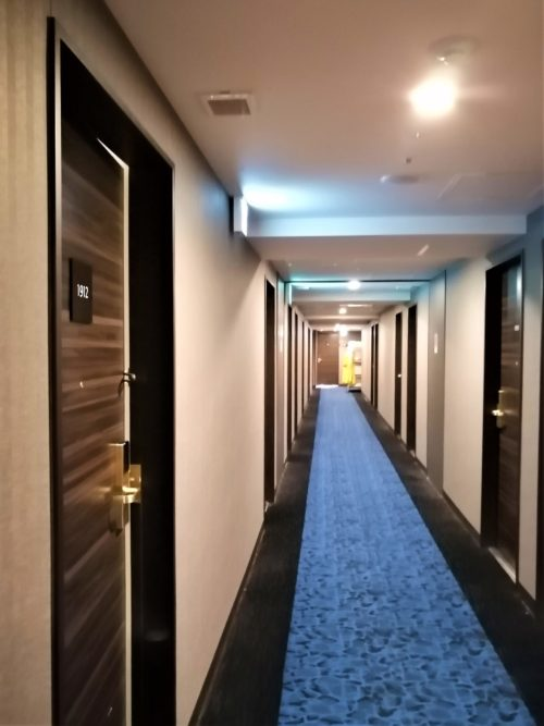 アパ横浜廊下2