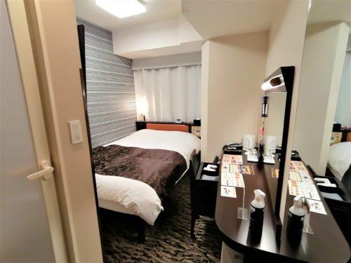 アパ横浜の客室4