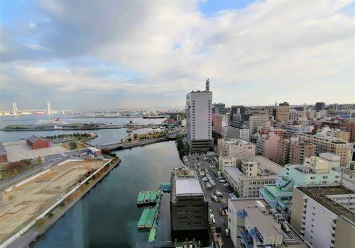 アパ横浜1911の風景3