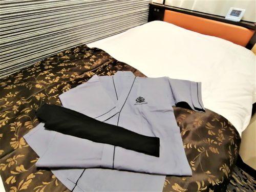 アパ横浜の浴衣