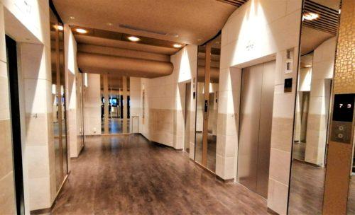 アパ横浜の4階フロア1