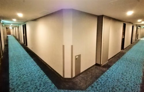アパ横浜廊下6