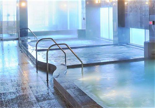 アパ横浜の温泉1