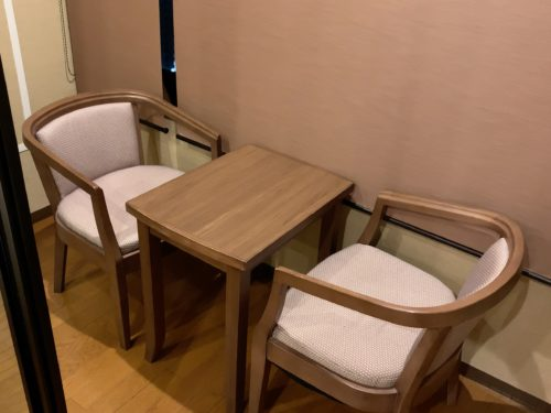 万葉倶楽部の客室11