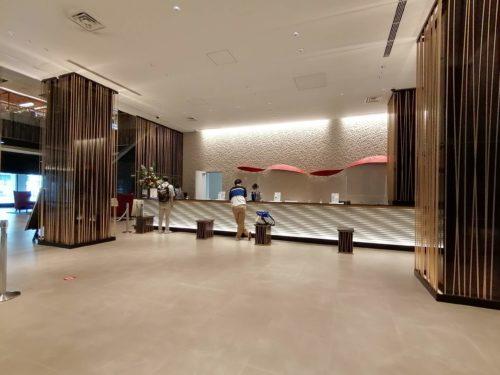 アートホテルフロント1