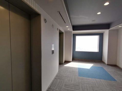 アートホテル41階エレベーターホール1