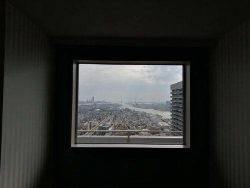 アートホテル41階エレベーターホール2