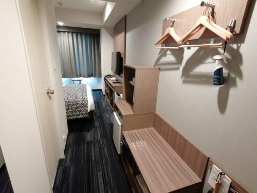 アートホテル客室1