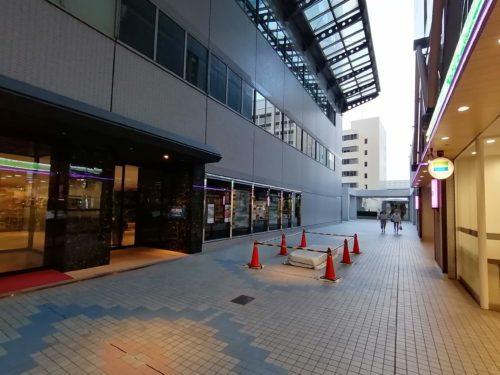 アートホテル2階通路1