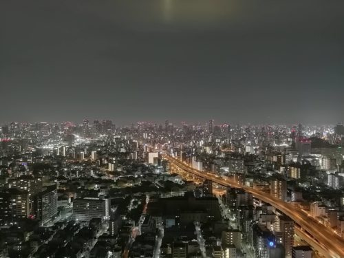 アートホテル夜景