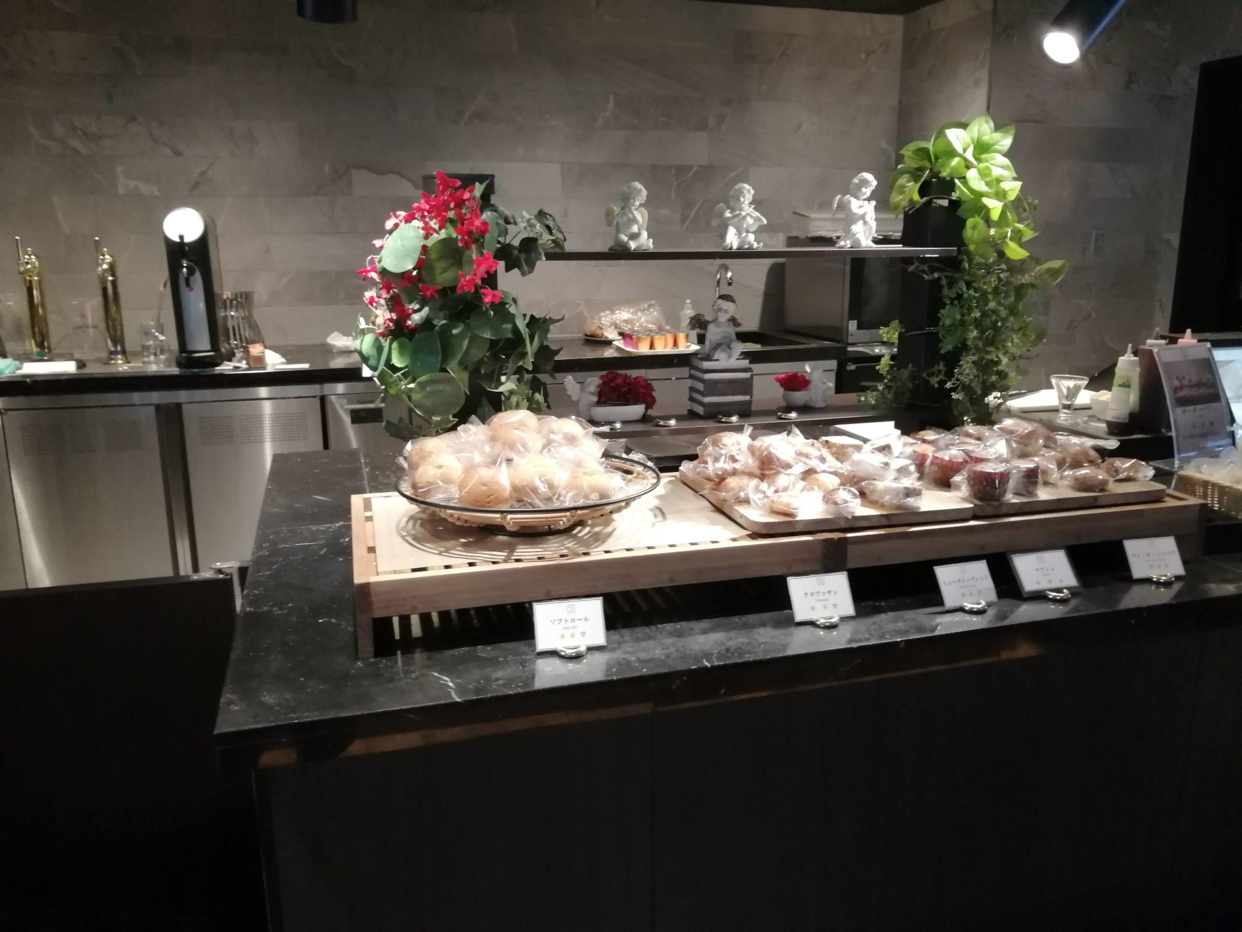 アートホテル朝食2