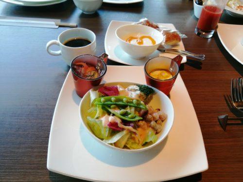 アートホテル朝食17